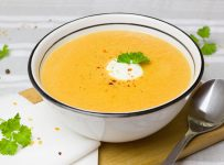 How To Prepare Carrot Ginger Soup