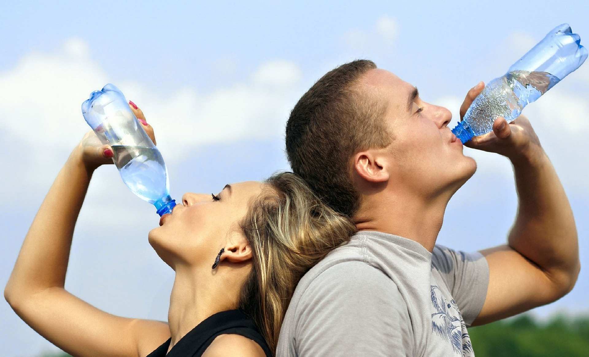 Best Foods To Eat Before A Workout Session - A to Z Fruit and Veg - Water