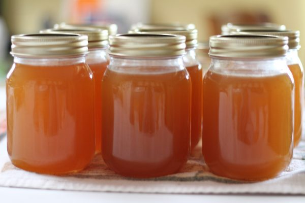 How To Make Gingered Peach Jam