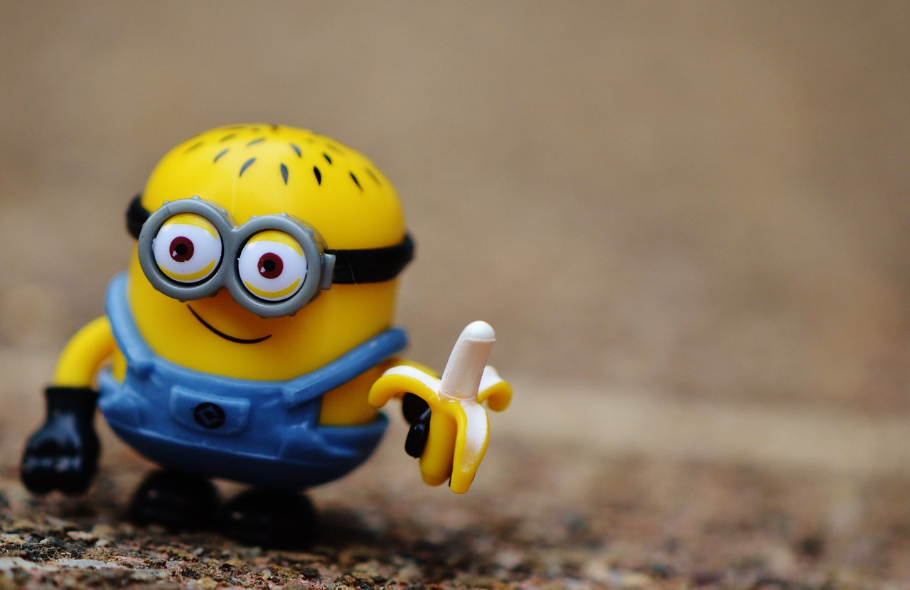 Important Things To Know About Banana - A to Z Fruit & Veg - Minion Banana